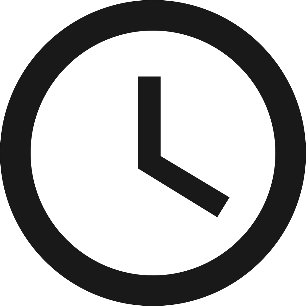 banner download Clock With White Face Svg Png Icon Free Download