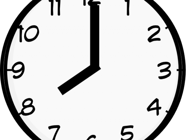 graphic free library Clocks clipart 8pm. Free clock download clip.
