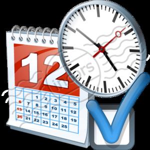 clip free stock Date time preferences free. Clocks clipart calendar.