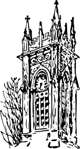 svg free download Clocks clipart church. The clock clipground tower.