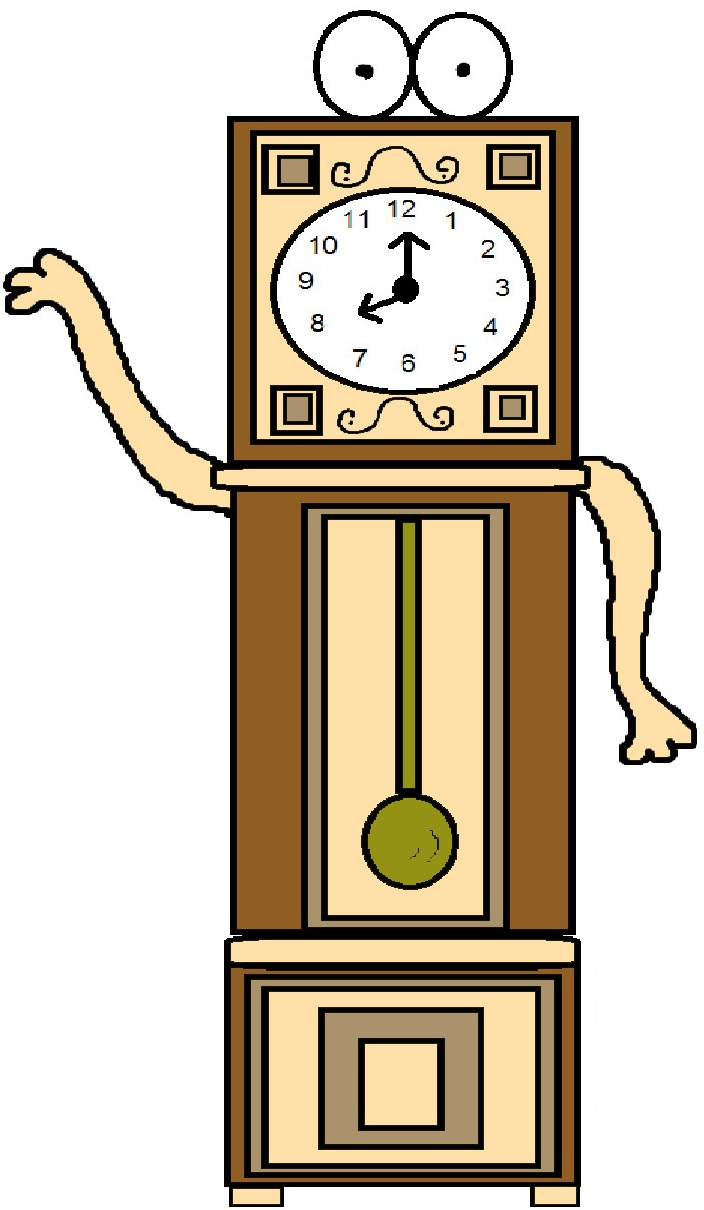 graphic free download The clock free cliparts. Clocks clipart church.