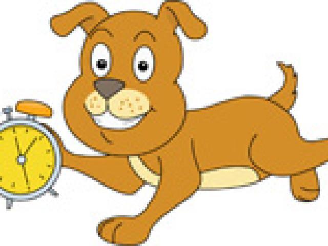 clip art freeuse Free clock download clip. Clocks clipart dog.