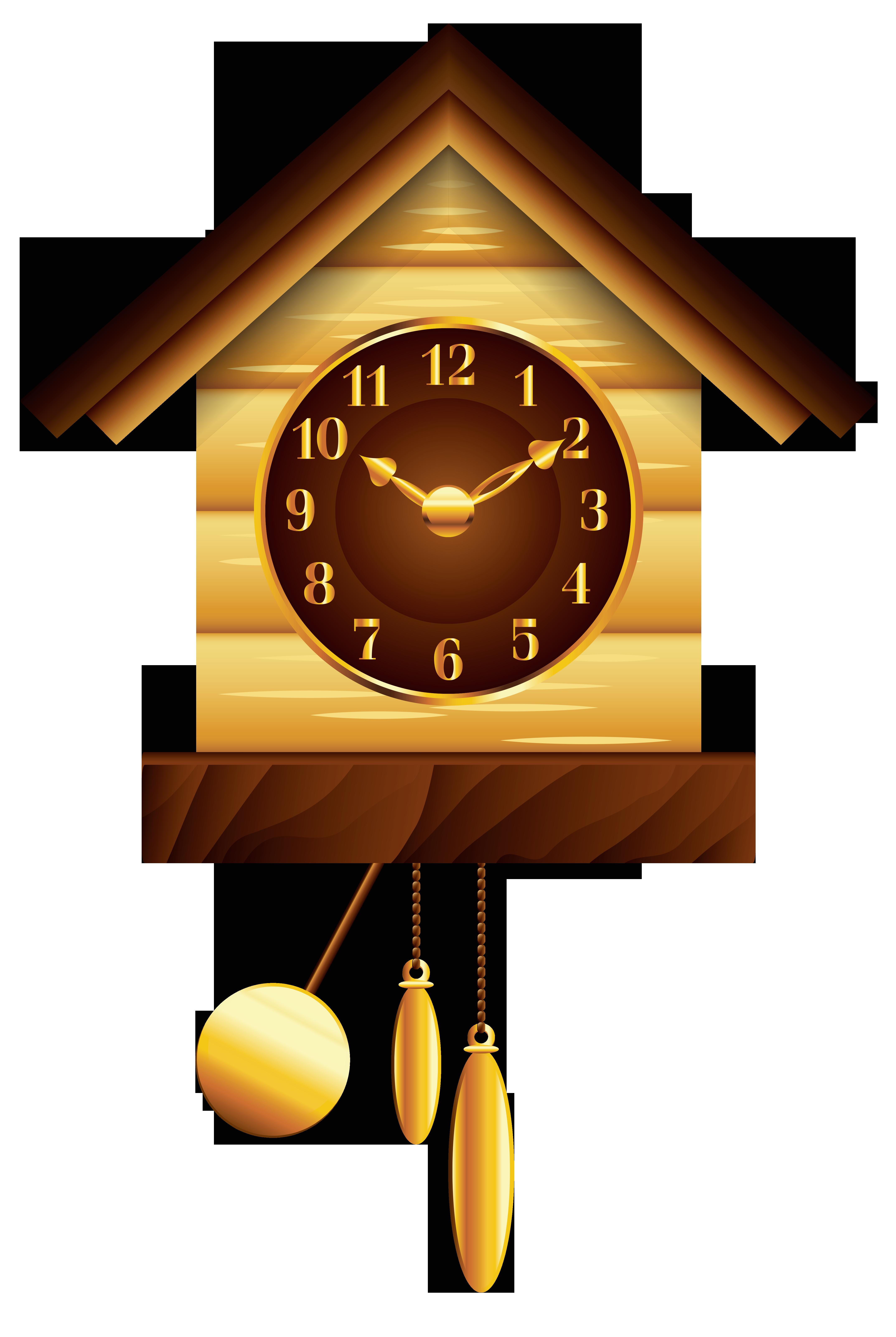 jpg transparent Cuckoo clock png clip. Clocks clipart dog.