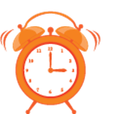 library Alarm orasan free on. Clocks clipart girly.
