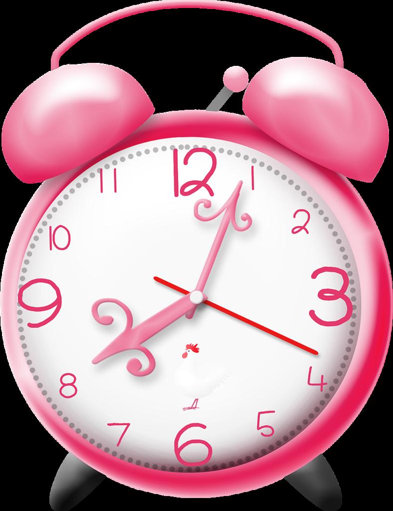 jpg free download Clocks clipart girly. Emeto optimistic clock pink.