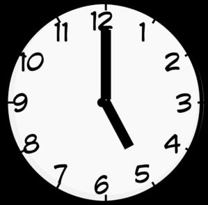 clip art library library clocks clipart morning #29985663