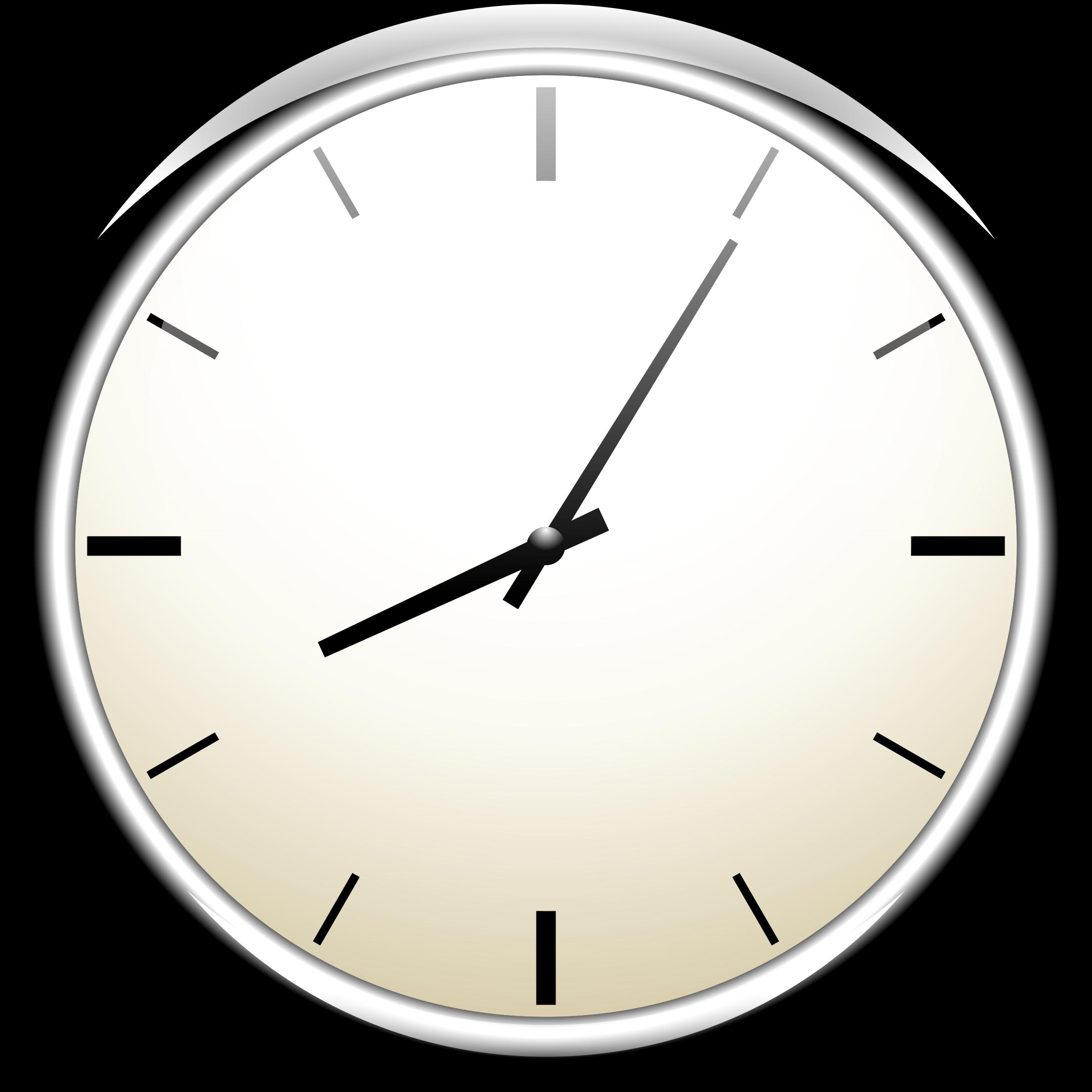 picture transparent library Clock calendar big image. Clocks clipart oval.