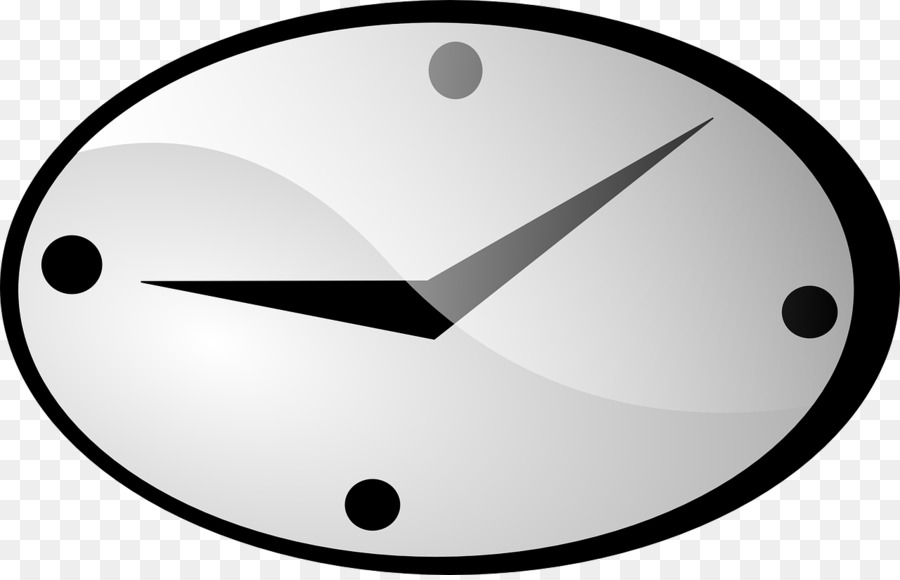 clip royalty free stock Clocks clipart oval. Digital icon clock illustration.