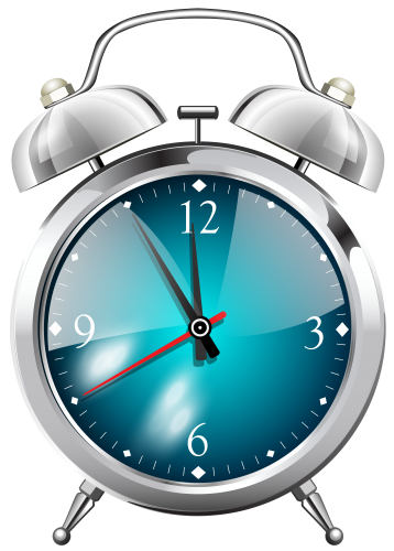graphic freeuse Alarm Clock PNG Clip Art