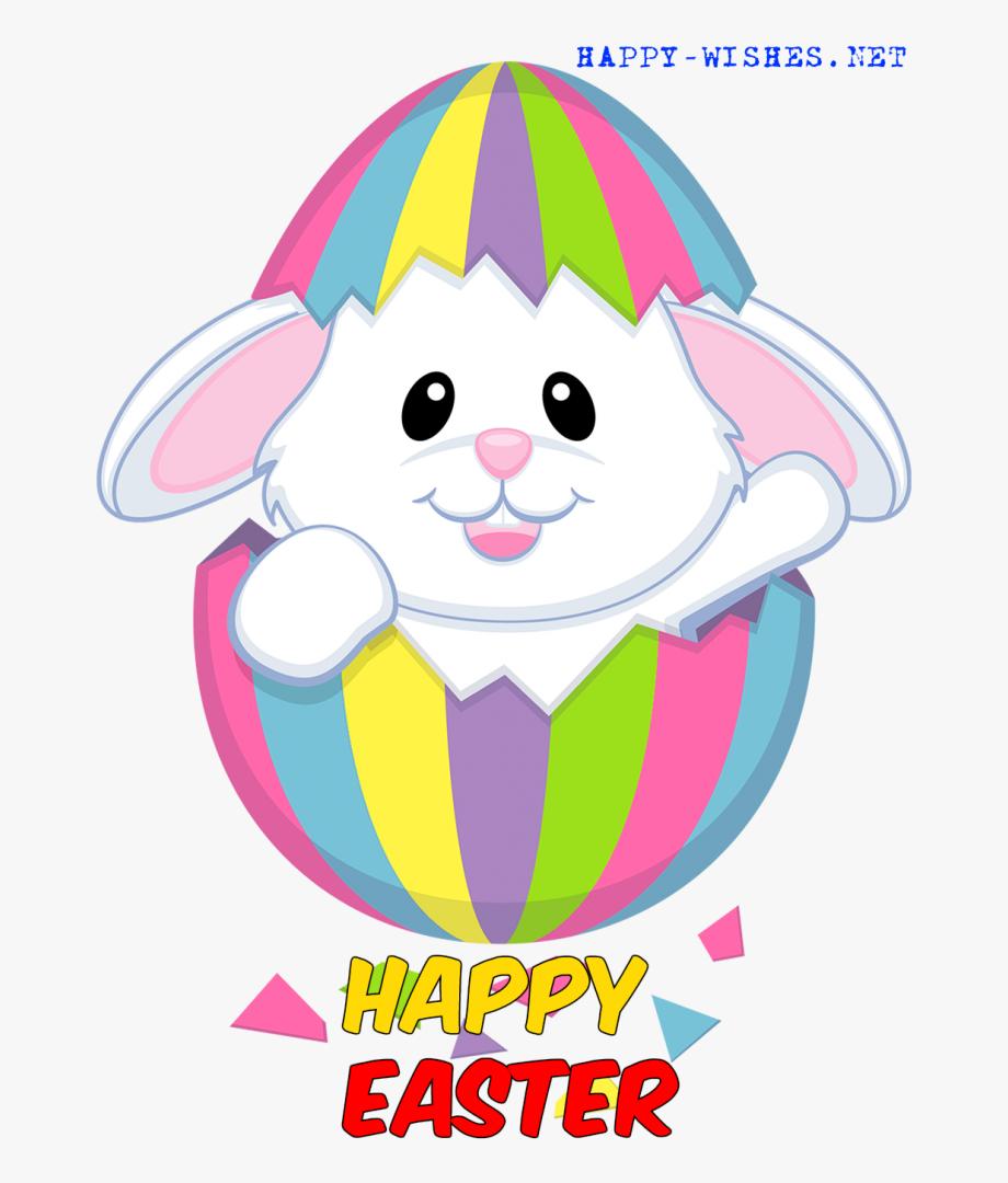 jpg freeuse stock Festival cute cartoon bunny. Closed clipart easter.
