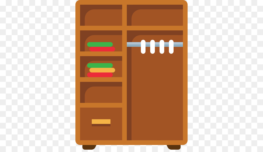 jpg royalty free library Closet clipart. Table cartoon furniture
