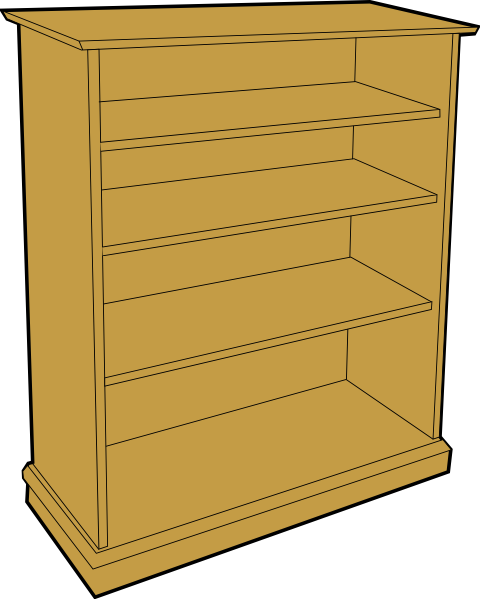 svg free download Closet clipart. Clip art shelves