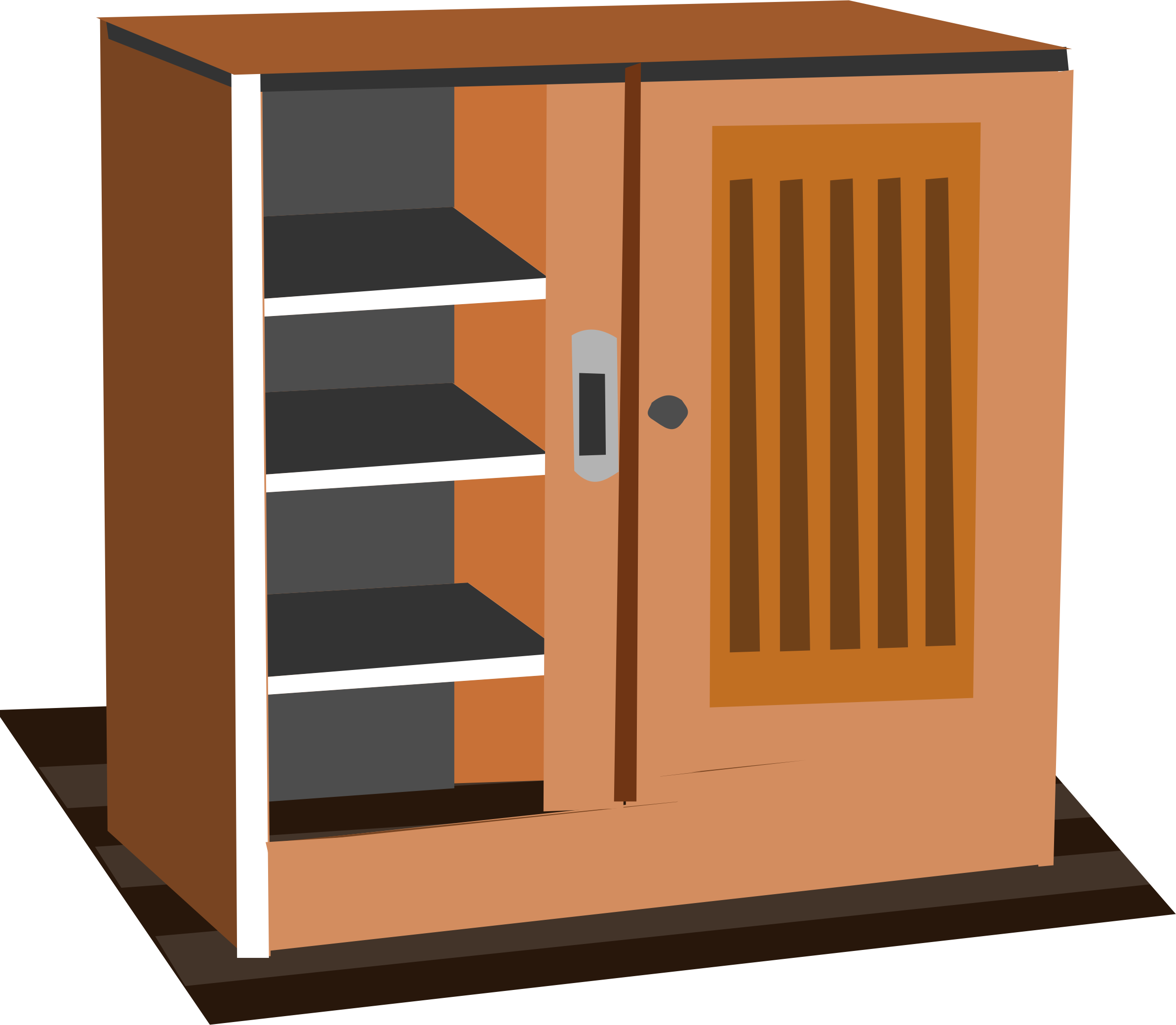 royalty free stock Cupboard png images free. Closet clipart background.