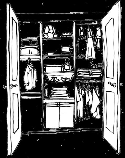 vector transparent At getdrawings com free. Closet drawing.