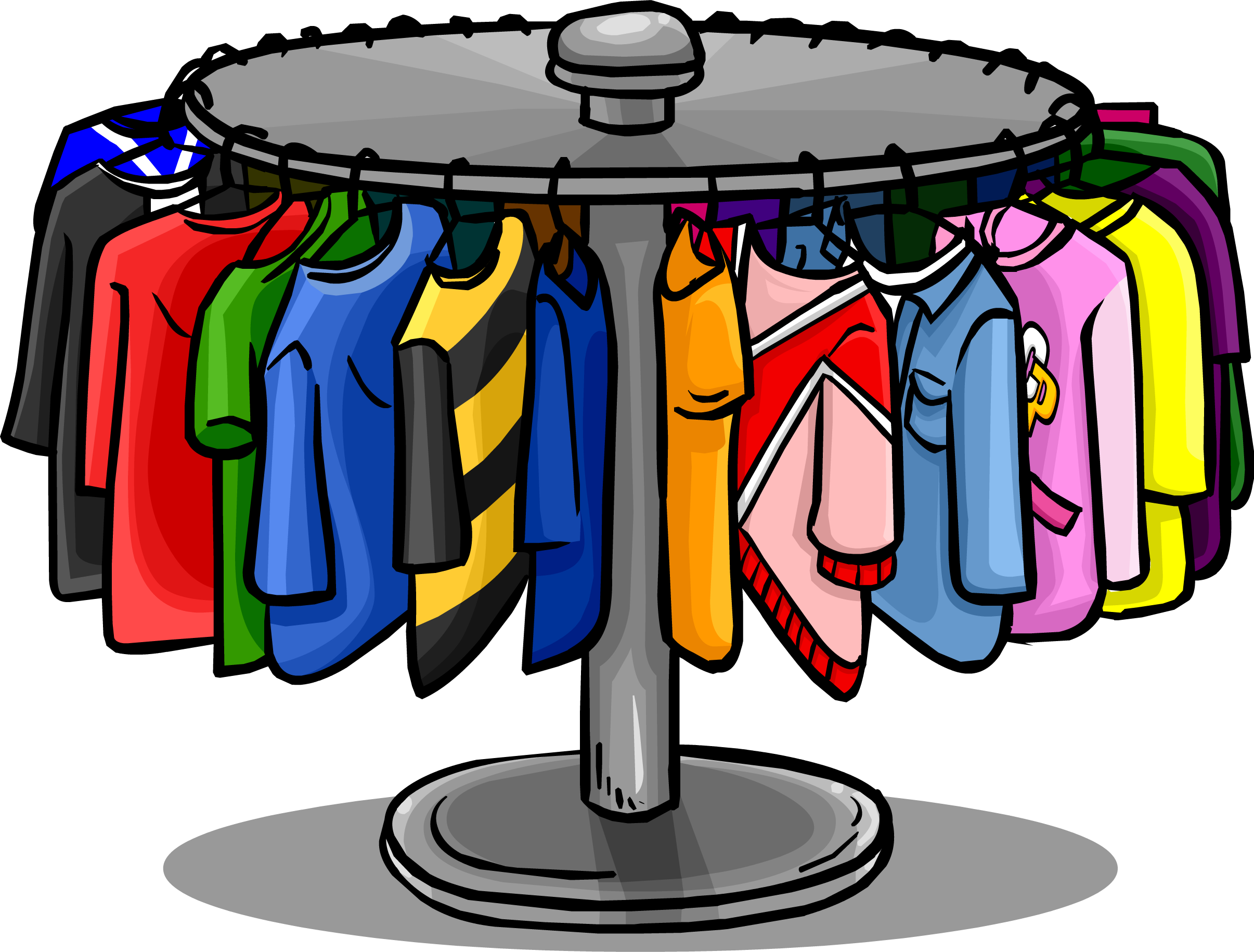 picture transparent library Free clothing pics download. Pantry clipart closed closet