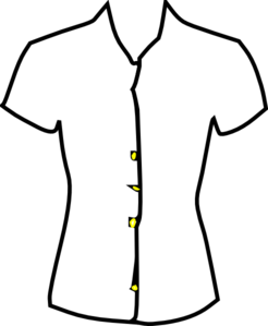 banner free Womens . Clothes clipart blouse.