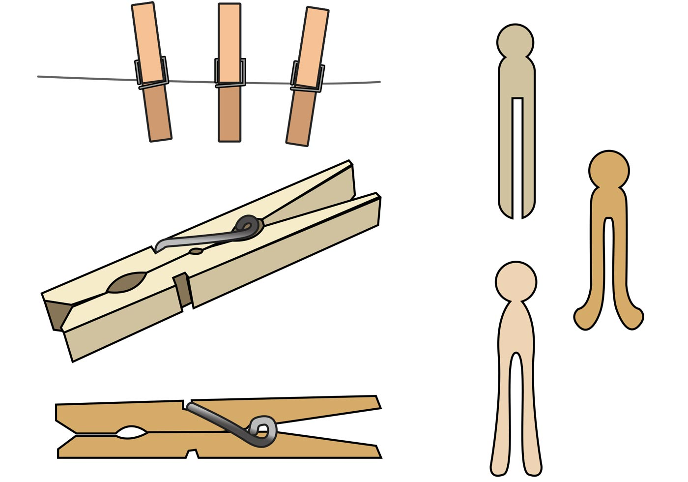 png library download Clothespin clipart. Free cliparts download clip.