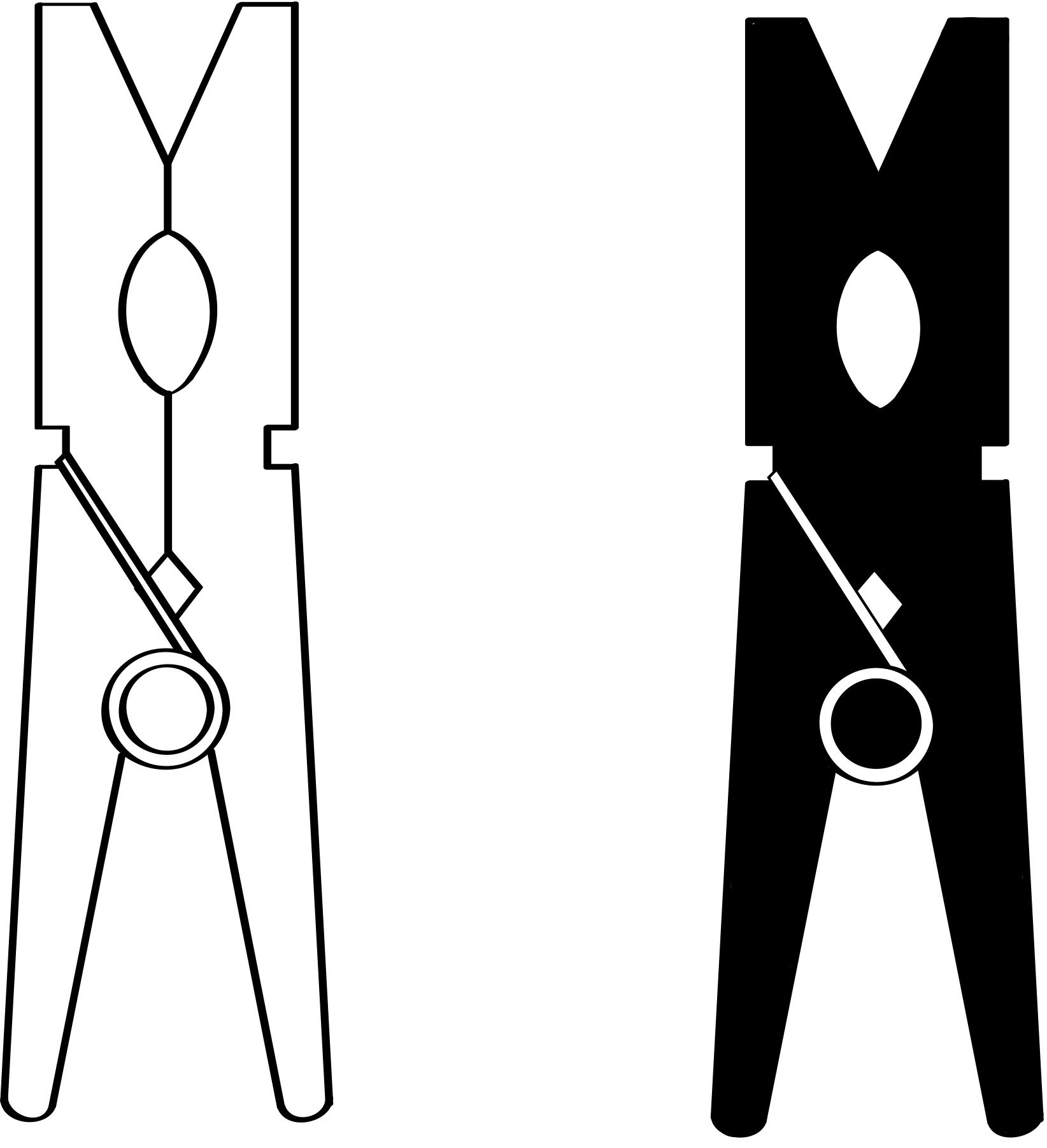 png library download Free cliparts download clip. Clothespin clipart.