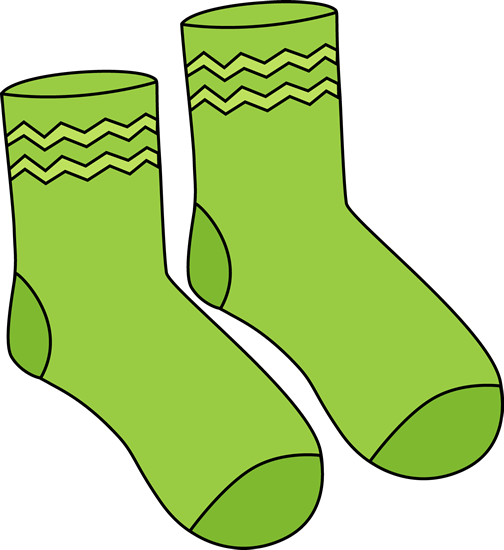 vector royalty free download Sock Clip Art