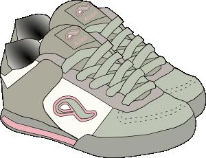 image transparent Shoes sneakers clip art. Clothing clipart clothes shoe.