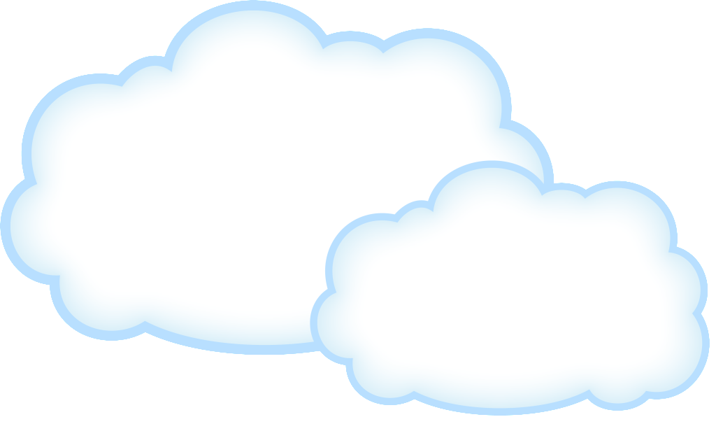 svg free download Cloud clipart clear background. Transparent png clouds finest.