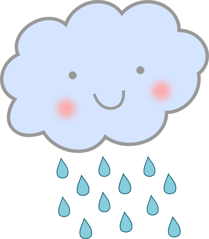 clipart freeuse library thunderstorm clipart cute #51537268