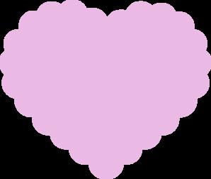 clip art free stock Light purple clip art. Cloud clipart heart.