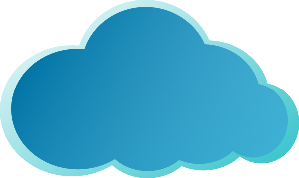 banner royalty free stock . Cloud clipart logo.