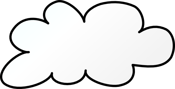 image download White Cloud Clipart No Background