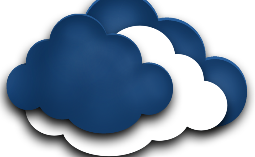 picture freeuse library Cloud clipart paper. Computing for itsm a.
