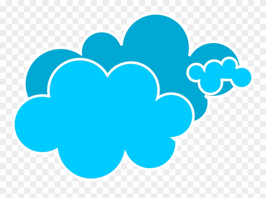 svg freeuse library Cloud clip art images. Clouds clipart