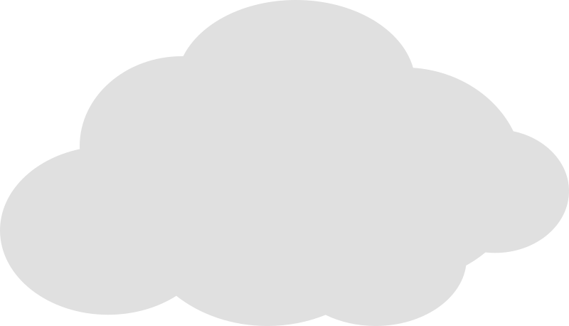 jpg free library Clouds clipart simple. Free on dumielauxepices net.
