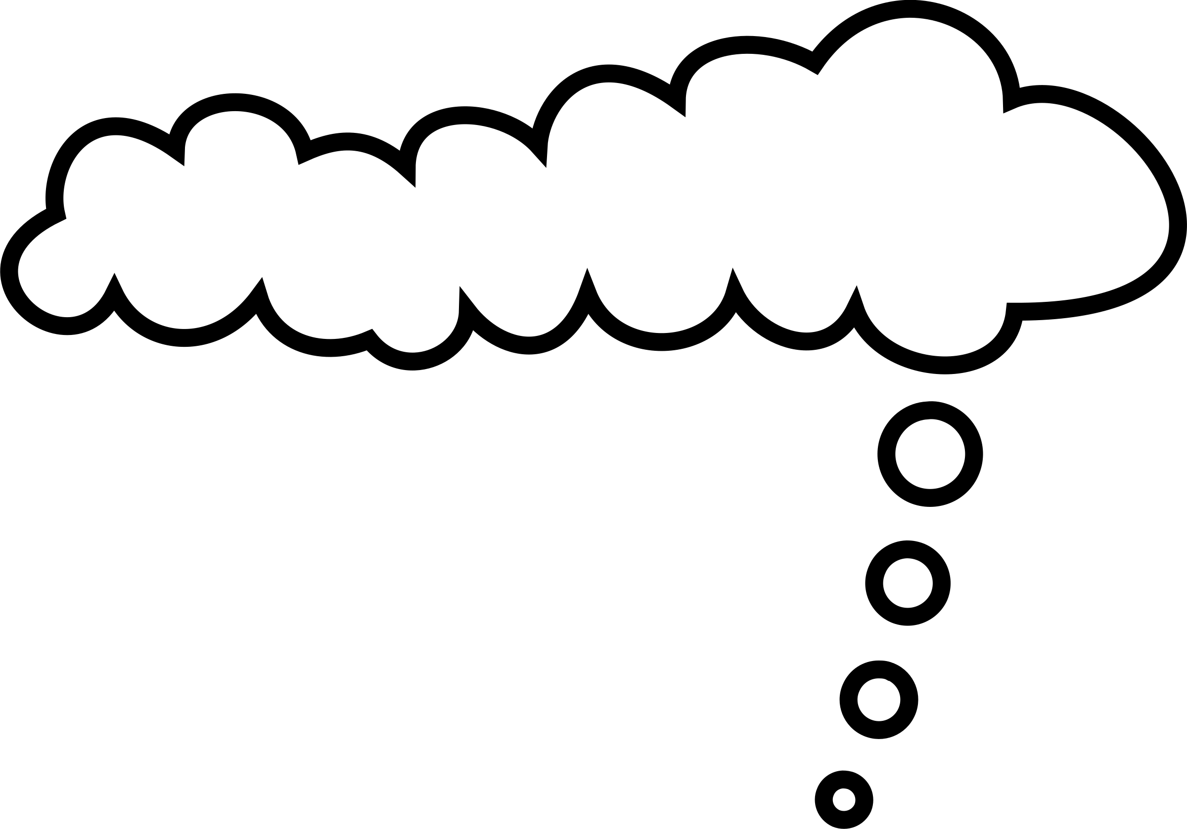 image black and white stock Comic icons png free. Clouds clipart text.