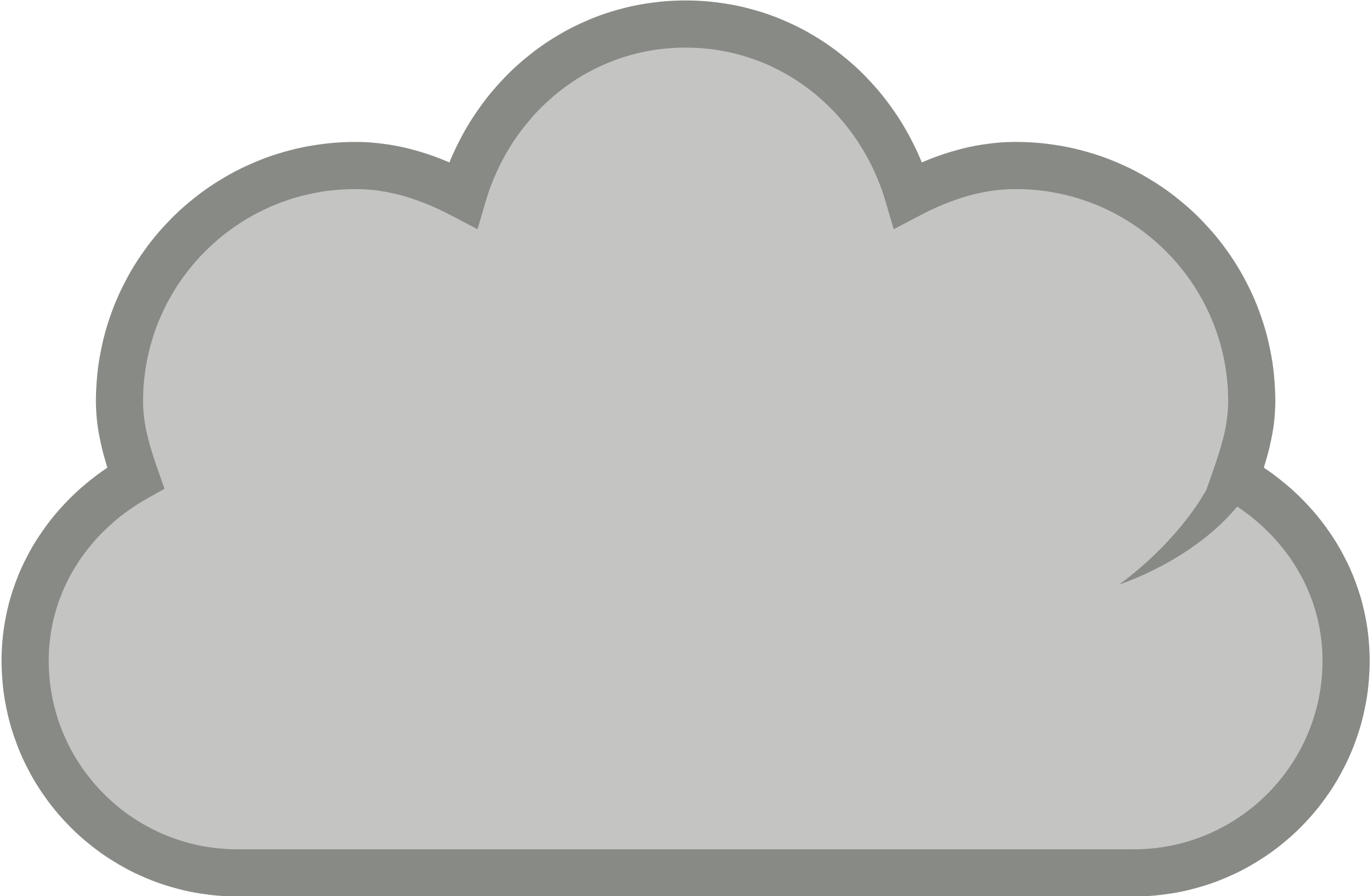image royalty free Gray Cloudy Clipart