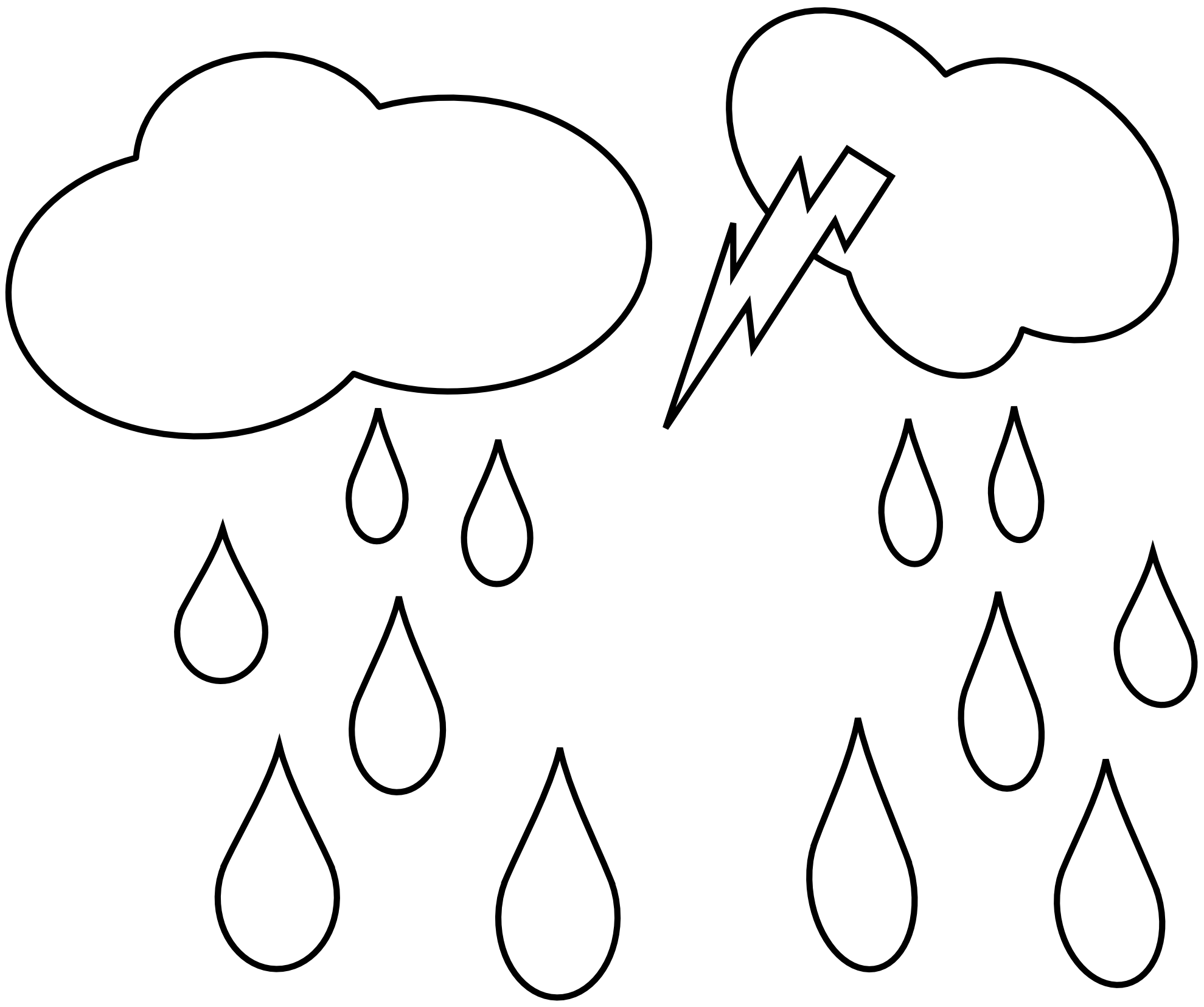 image black and white download Partly cloudy panda free. Cloud clipart black and white