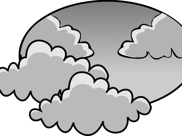 picture library stock Cloudy clipart black and white. Dark free on dumielauxepices.