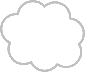 graphic freeuse Panda free images greycloudsclipart. Cloudy clipart grey clouds.