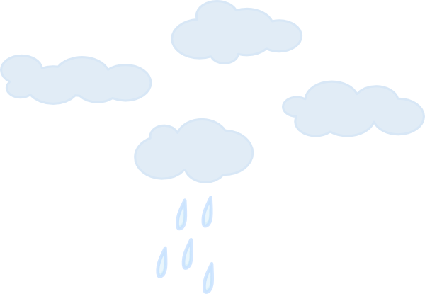clip free Rainy Cloudy Sky Clip Art at Clker
