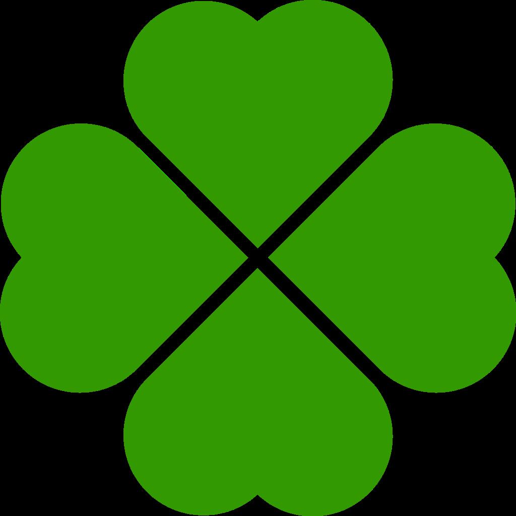 jpg black and white Clover clipart broken. File symbol svg wikimedia.