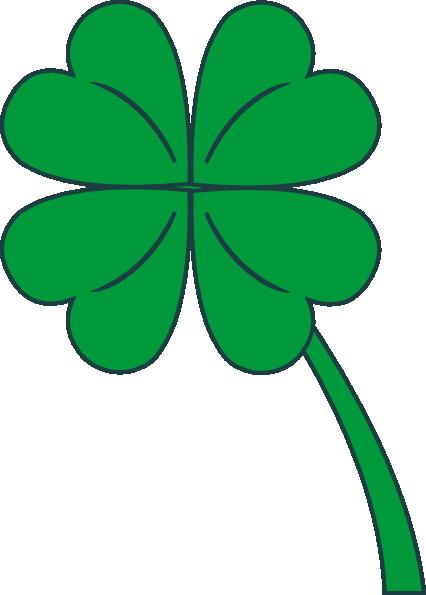 jpg freeuse library Leaf Clover Clip Art at Clker