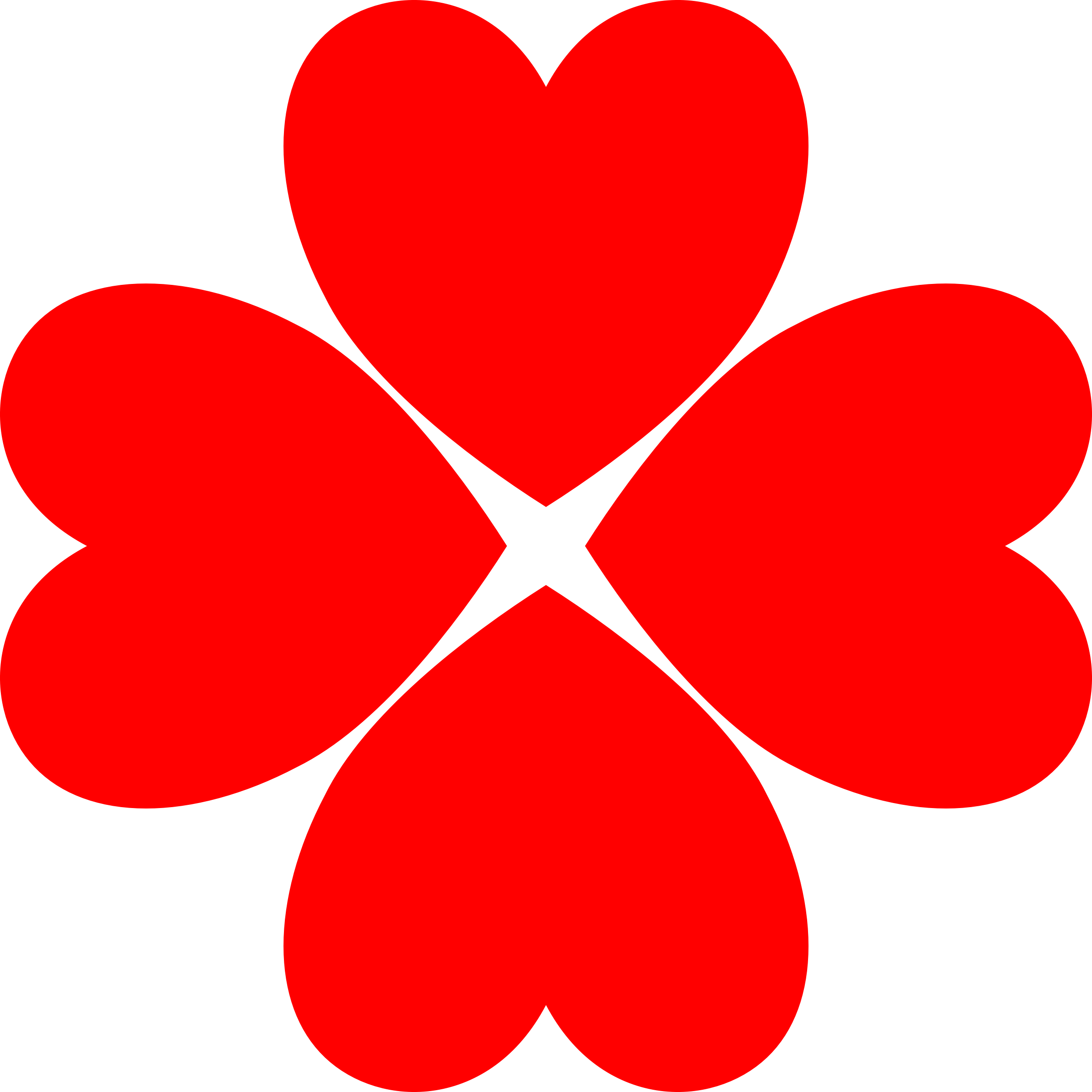clip art download Four icons png free. Clover clipart heart clover.