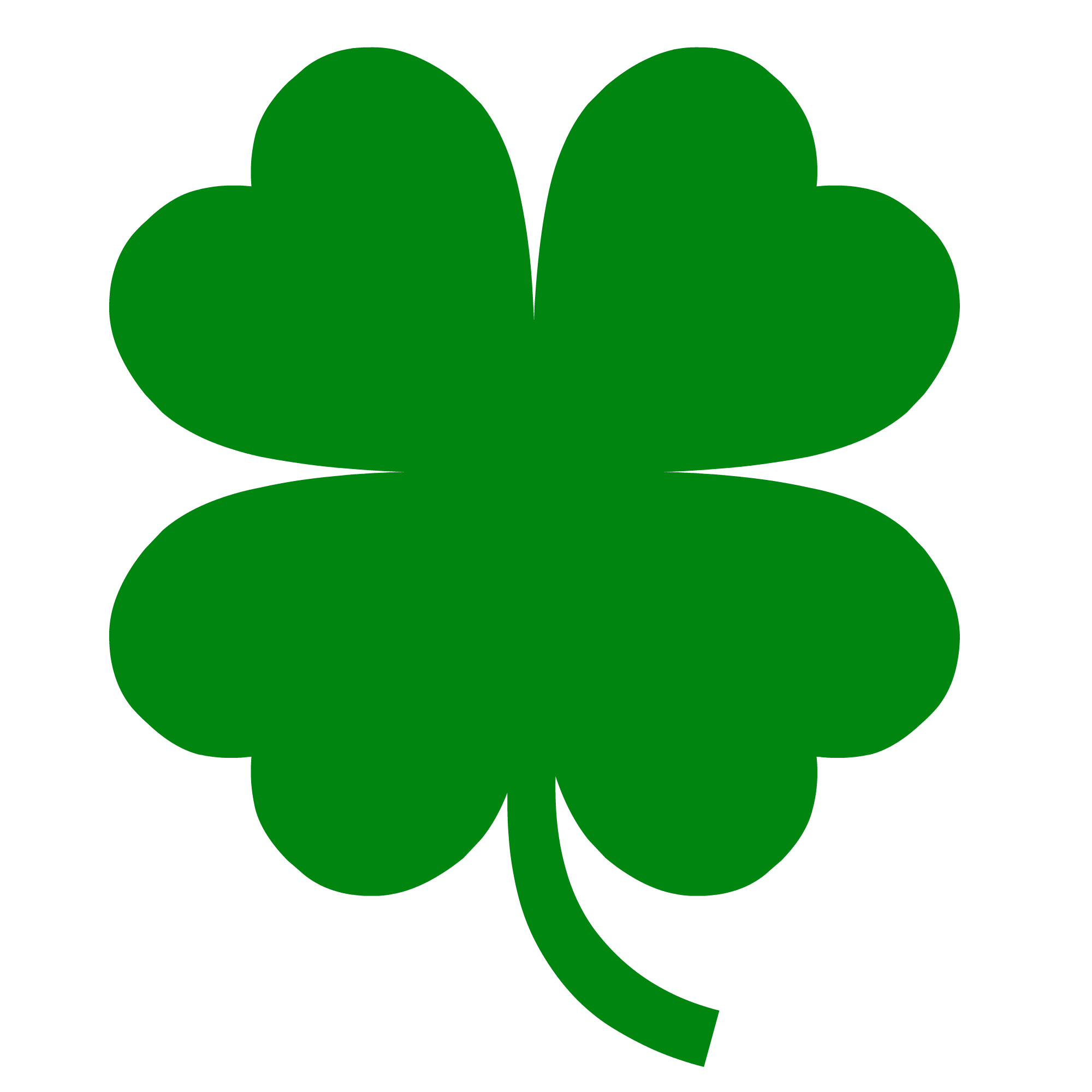 picture transparent download Introducing Images Of Four Leaf Clover Clip Ar