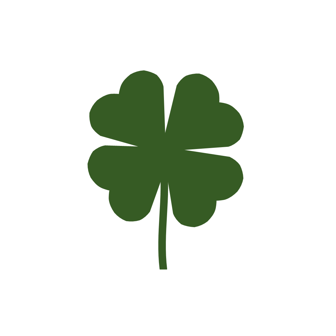 image free stock Free n images four. Clover clipart printable.