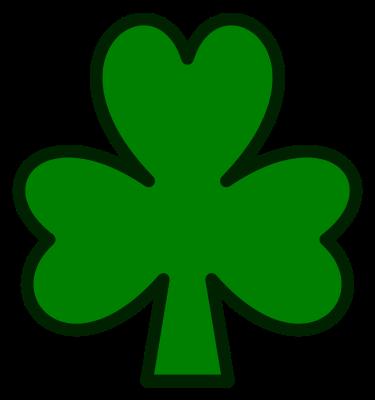 vector free stock clover svg green #110861625