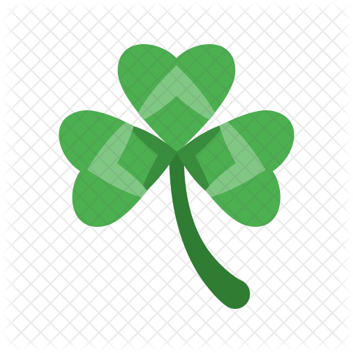 vector download Three Leaf Clover Icon