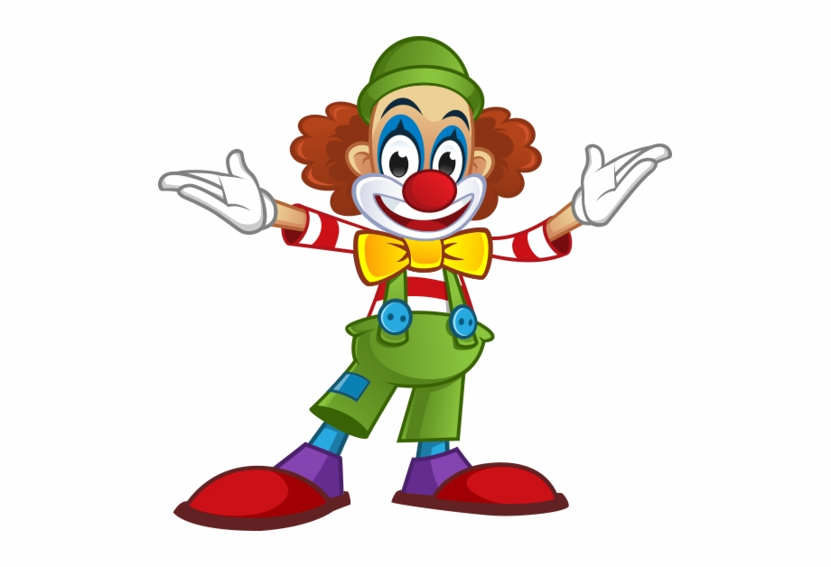 svg free download The kelly miller circus. Clown clipart.