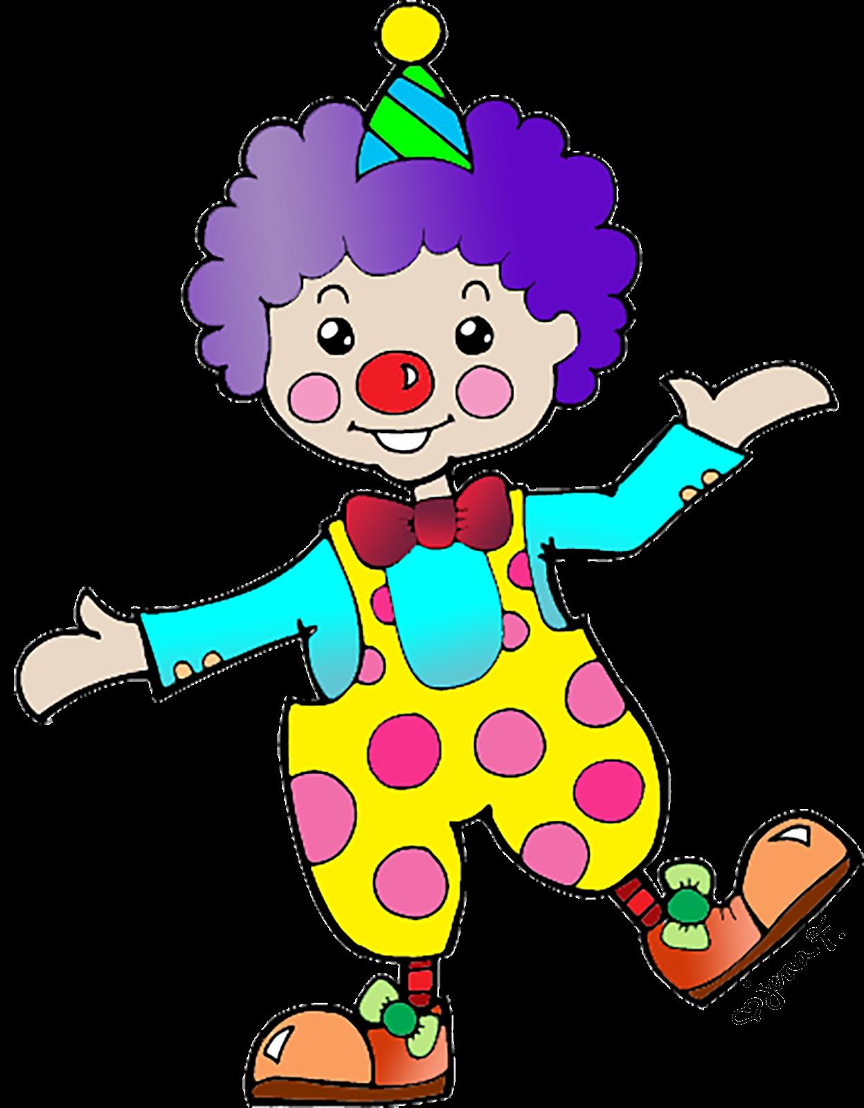 graphic stock Happy . Clown clipart
