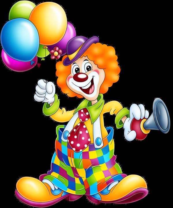 graphic library Tubes clowns pinterest palha. Clown clipart
