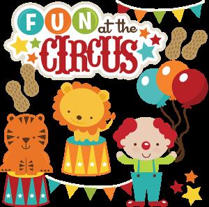 transparent download Clown clipart circus lion. Fun at the svg.