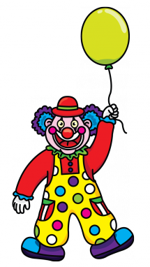 jpg library stock How to Draw a Clown for Kids